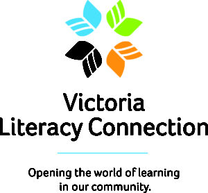 VLC logo with slogan