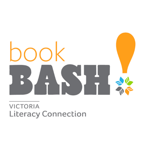 book bash logo